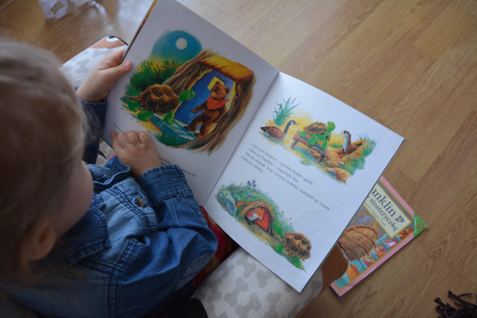 Propozycje książek dla dzieci 2+ -KLIK W ZDJĘCIE