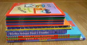 Książki dla dziecI 2+ PROPOZYCJE ANI - KLIK W ZDJĘCIE