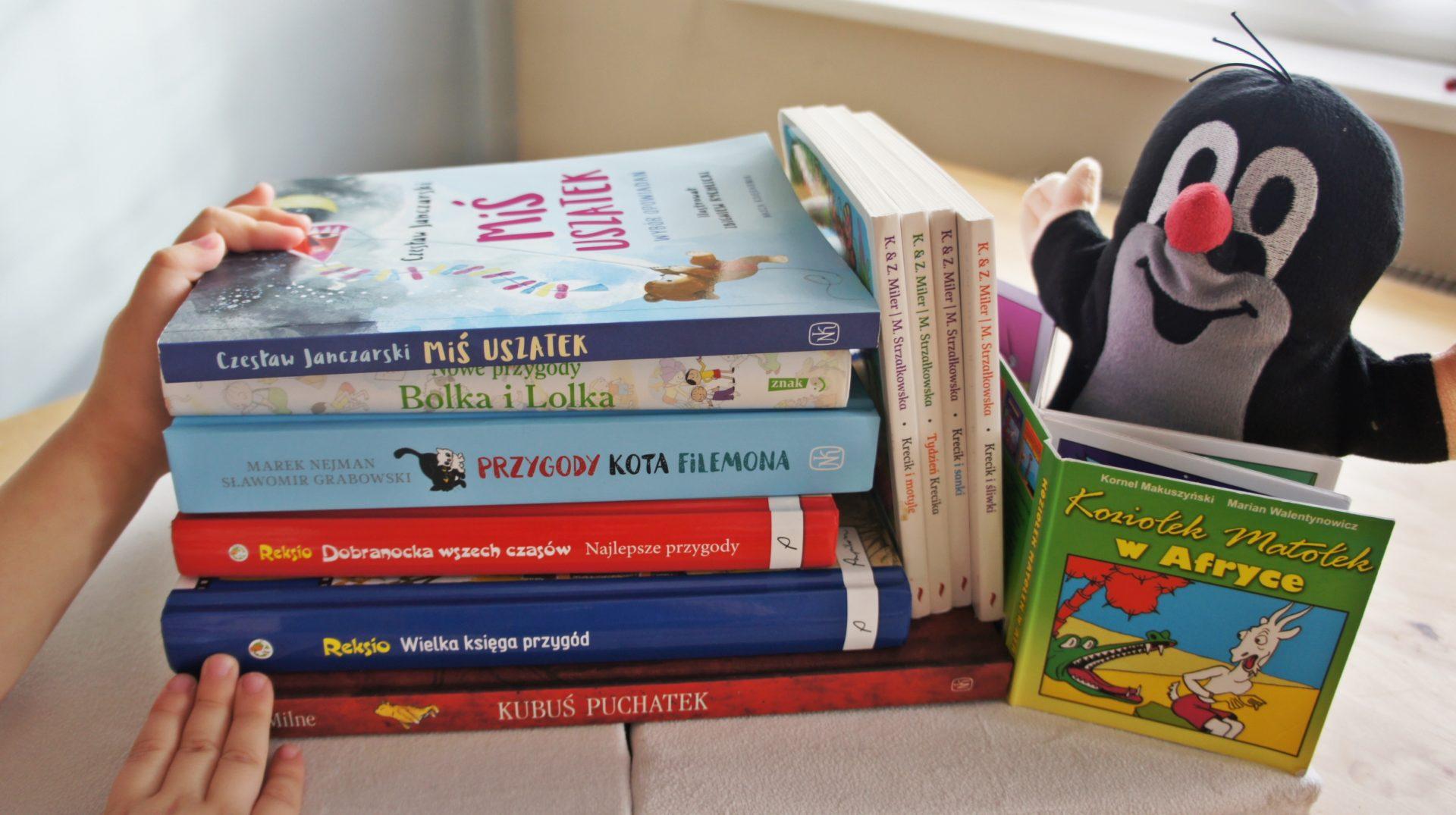 Biblioteczka malucha. Kultowe bajki naszego dzieciństwa