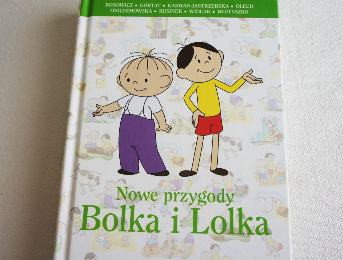 """""""Nowe przygody Bolka i Lolka"""""""