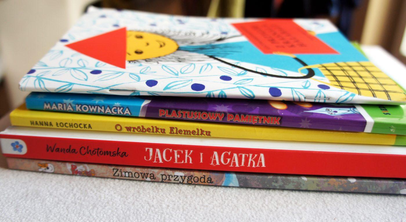 Wróble, kleksy i krasnale. Kultowe bajki naszego dzieciństwa, które czytamy dzieciom -KLIK W ZDJĘCIE