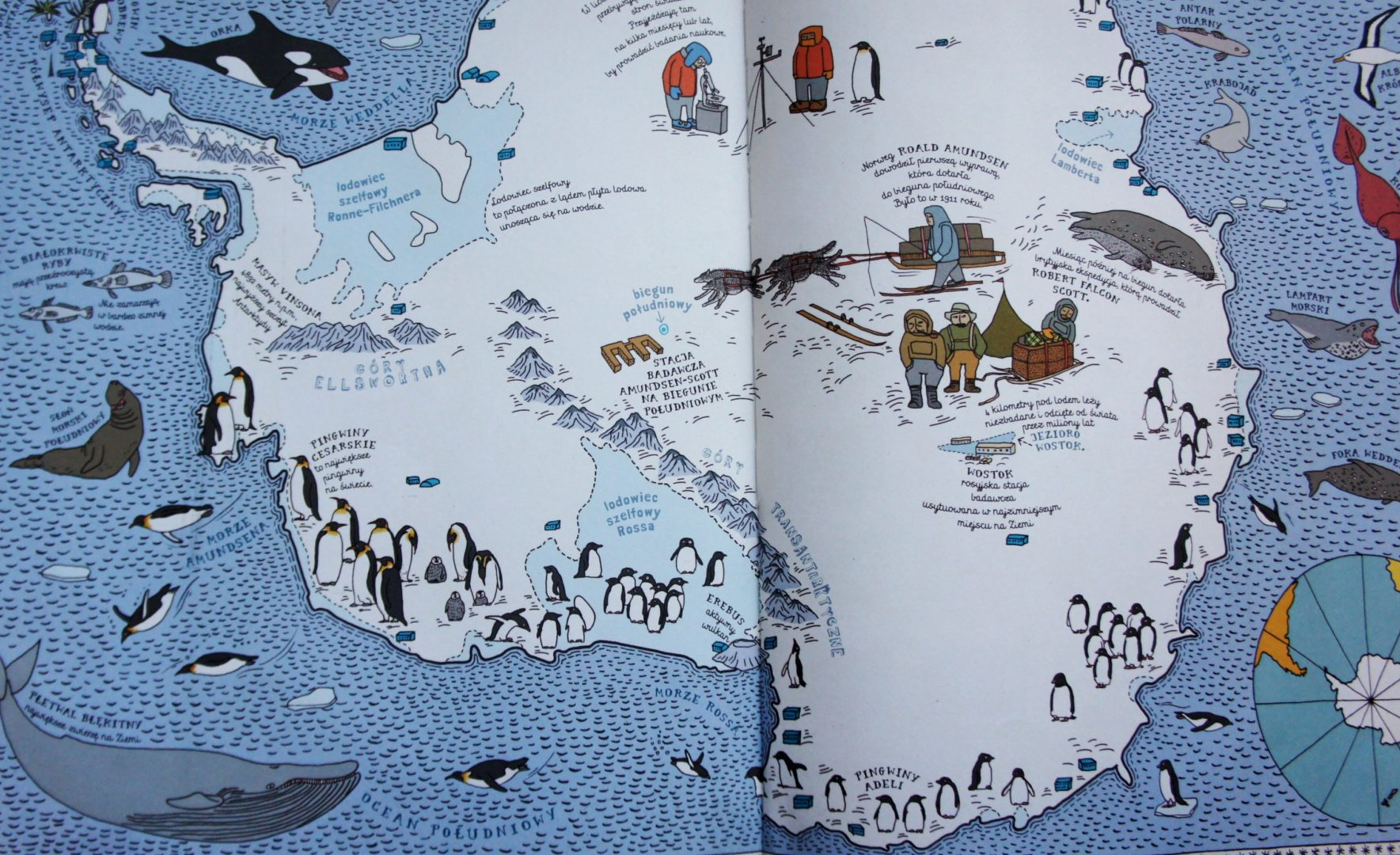 Podróże małe i duże. Książki dla młodych odkrywców